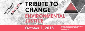 TributeToChange2015 Dinner